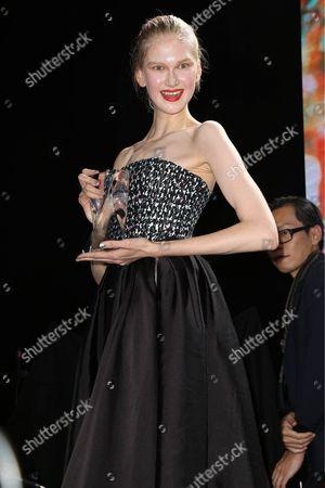 Editorial photo of The Marie Claire Prix d'Excellence De La Mode awards, Paris, France - 02 Oct 2013
