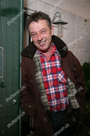 Stock Image of Andy Kershaw