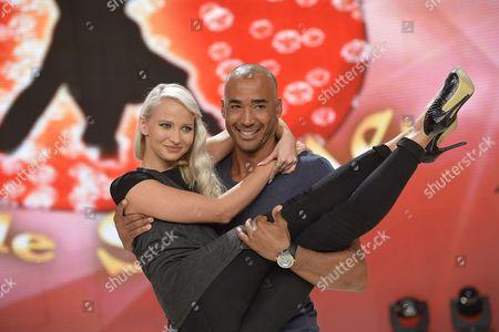 Editorial photo of 'Ballando Con Le Stelle' Italian TV show, Rome, Italy - 03 Oct 2013