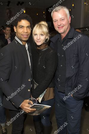 Carlos Acosta, Charlotte Holland and Tim Hatley