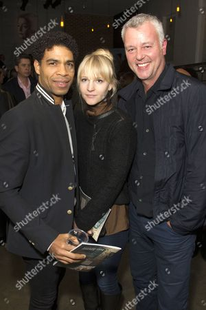 Stock Image of Carlos Acosta, Charlotte Holland and Tim Hatley