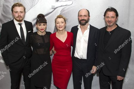 Editorial picture of 'Ghosts' play press night after party, London, Britain - 03 Oct 2013
