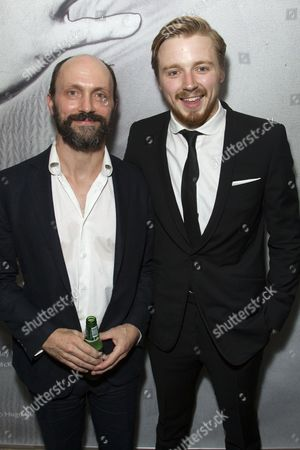 Will Keen and Jack Lowden
