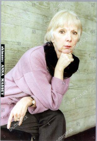 Anna Massey Actress 1996.