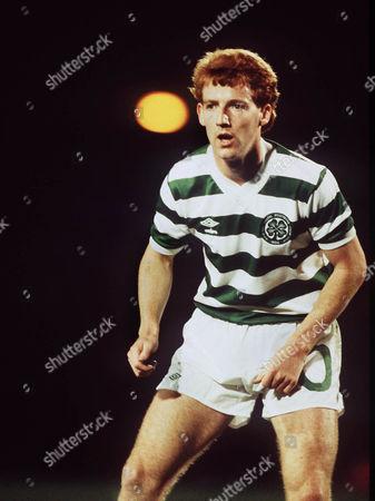 Tommy Burns (Celtic) Ipswich Town v Celtic 3/11/81 Alan Hunter Testimonial match Ipswich v Celtic: Testimonial