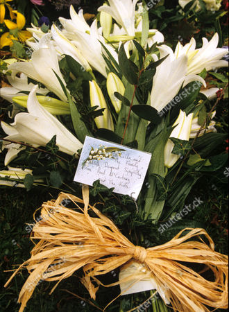 Flowers From Paul McCartney and Family