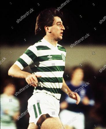 George McCluskey (Celtic) Ipswich Town v Celtic 3/11/81 Alan Hunter Testimonial match Ipswich v Celtic: Testimonial