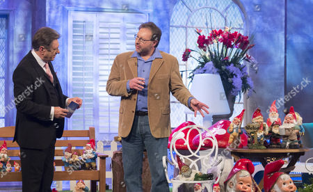 Editorial picture of 'The Alan Titchmarsh Show' TV Programme, London, Britain - 03 Oct 2013