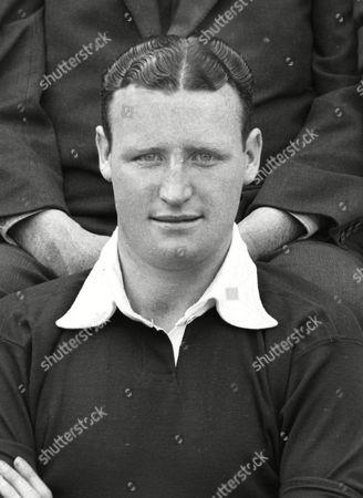 Harry Baird Manchester United 1937/38 Harry Baird (Man Utd)
