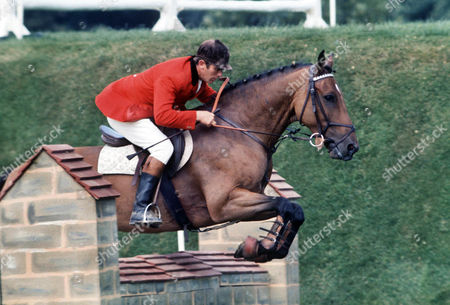 David Broome on Ballywillwill (Show Jumping) Hickstead 1969 European Championships Hickstead