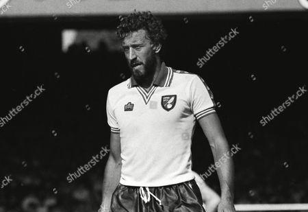 Martin Chivers (Norwich) Norwich City v Southampton 19/08/1978 Norwich 3 Southampton 1