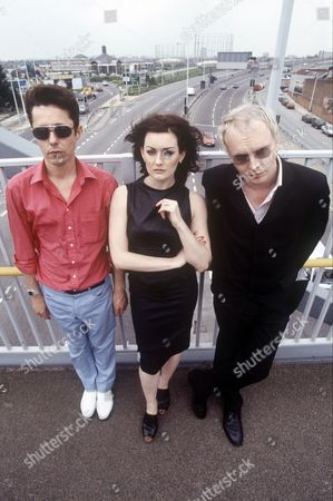 Black Box Recorder - Luke Haines, John Moore, Sarah Nixey