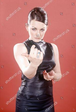 Sarah Nixey of Black Box Recorder