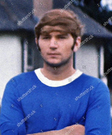 Harry Bennett (Everton) 1969 / 70 Season