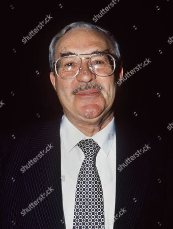 Reg Gutteridge (Boxing Commentator) 1990 Reg Gutteridge