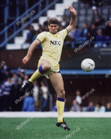 Ian Marshall (Everton) Coventry City v Everton 30/08/1986 Coventry 1 Everton 1