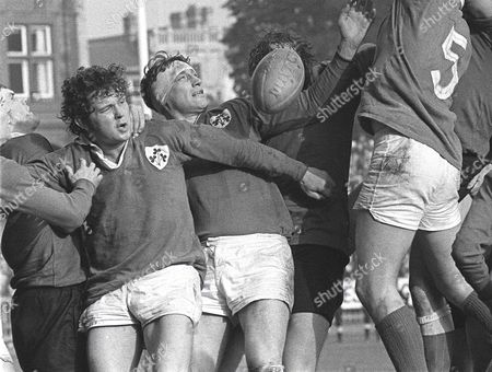 John Sean Lynch (Ireland) Wales v IrelandCardiff10/03/19731973 Five Nations Championship 5N1973: Wales 16 Ireland 12