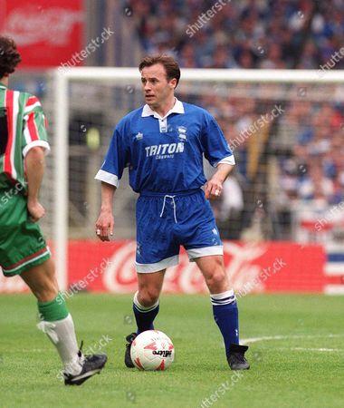 Mark Ward (Birmingham) Birmingham City v Carlisle United Auto Windscreens Shield Final 23/04/1995 Wembley 1995 Auto WS Final: Birmingham 1 Carlisle Utd 0