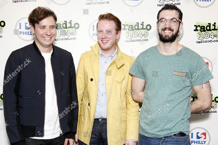 Two Door Cinema Club - Sam Halliday, Alex Trimble and Kevin Baird