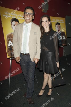 Editorial photo of 'A.C.O.D.' film premiere, New York, America - 03 Oct 2013