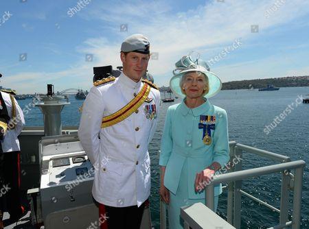 Editorial image of Prince Harry visit to Sydney, Australia - 05 Oct 2013