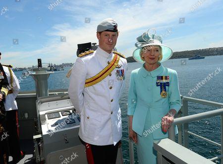 Editorial photo of Prince Harry visit to Sydney, Australia - 05 Oct 2013