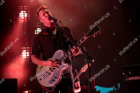 Queens of the Stone Age - Joshua Homme