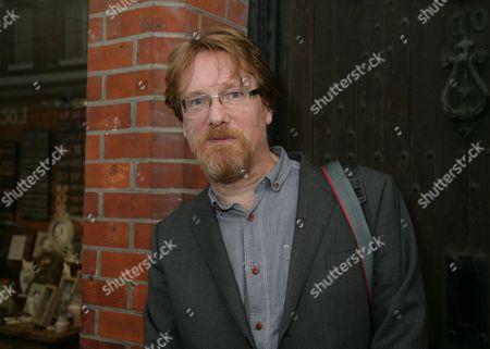 Stock Photo of Alwyn Turner