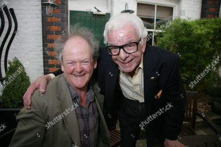 Craig Brown and Barry Cryer