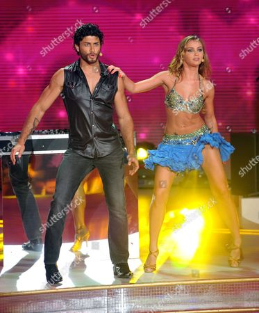Editorial picture of 'Dancing with the Stars, Rome, Italy - 06 Oct 2013