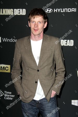 Editorial image of 'The Walking Dead' Fourth Season Premiere, Los Angeles, America - 03 Oct 2013