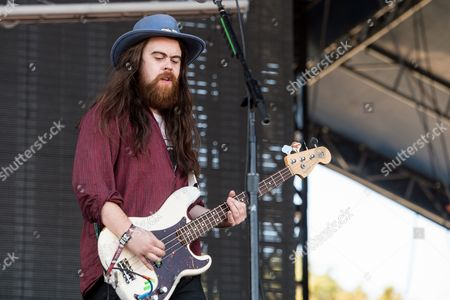 Stock Picture of Grouplove - Sean Gadd