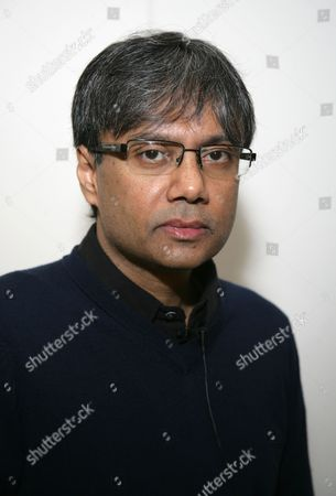 Stock Picture of Amit Chaudhuri