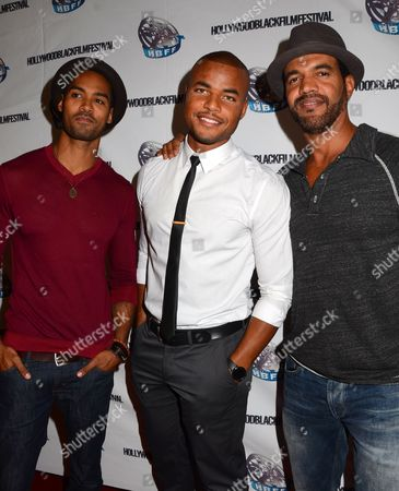 Lamon Archey, Redaric Williams, Kristoff St John