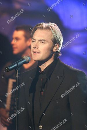 Stock Picture of ROWAN KEATING AT THE 1999 RECORD OF THE YEAR AWARDS