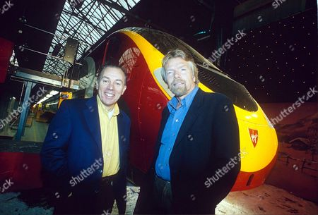 BRIAN SOUTER AND RICHARD BRANSON