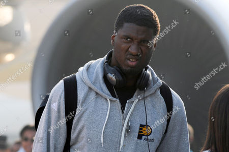 Indiana Pacers center Roy Hibbert