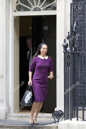 Helen Grant, the new Under Secretary for Sport