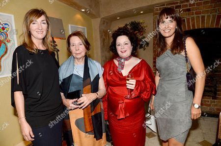 Stock Picture of Susan Irvine, Drusilla Beyfus, Linda Watson and Kathleen Baird Murray