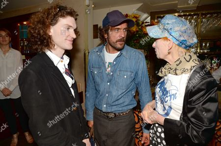 Editorial photo of 'Vogue on Designers' Launch Party at Daphne's, London, Britain - 07 Oct 2013