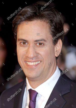 Stock Image of Edward Miliband