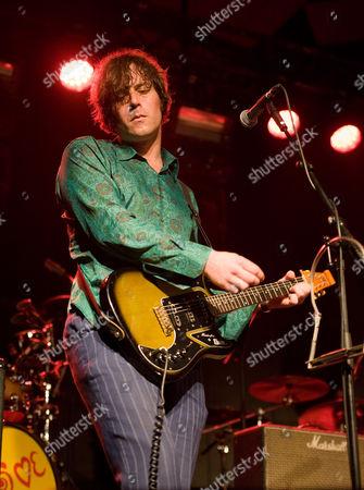 Trembling Bells - Guitarist Michael Hastings