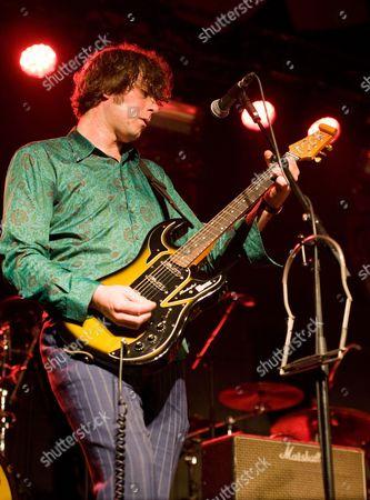 Stock Picture of Trembling Bells - Guitarist Michael Hastings