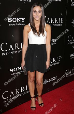 Editorial picture of 'Carrie' film premiere, Los Angeles, America - 07 Oct 2013
