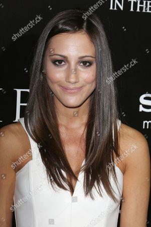 Stock Picture of Zoe Belkin