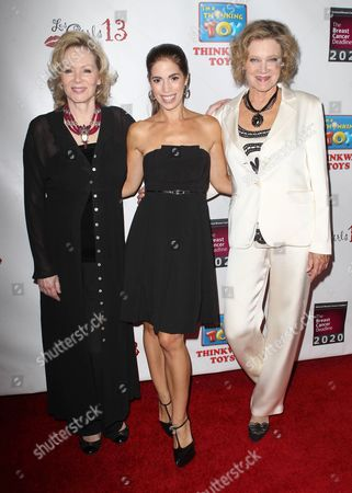 Editorial photo of 'Les Girls' Benefit, Los Angeles, America - 07 Oct 2013