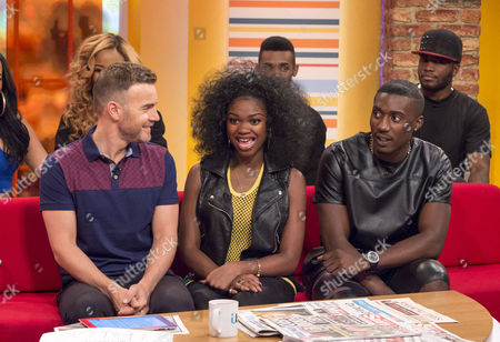 Gary Barlow, Miss Dynamix and Rough Copy