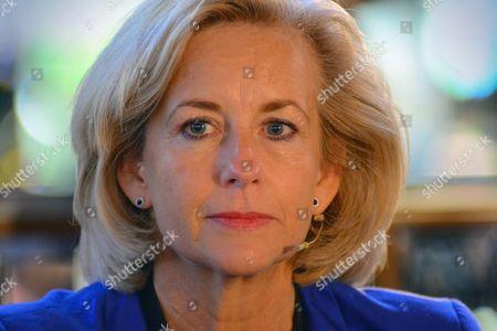 Author Gill Hornby