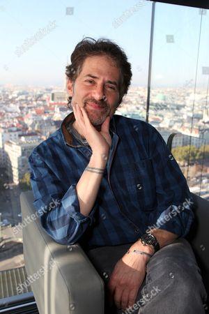 Editorial picture of James Horner, Vienna, Austria - 03 Oct 2013