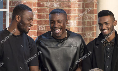 Rough Copy - Kazeem Ajobe, Sterling Ramsey and Joey James